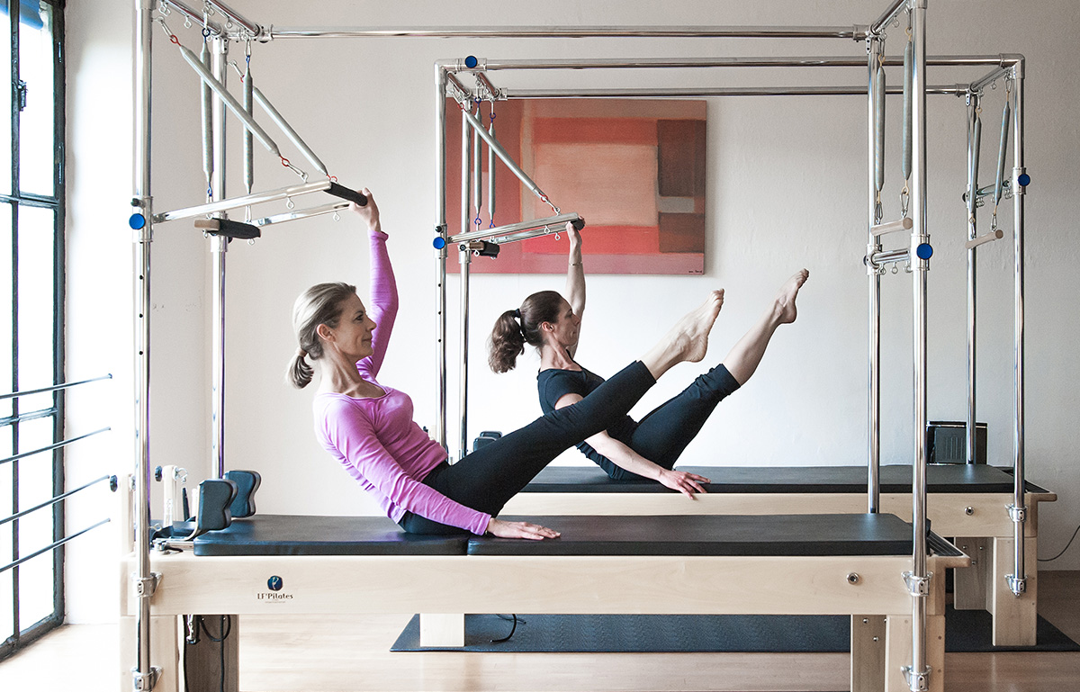 Sylvie Dufour - Cours Pilates Nancy - Cadillac