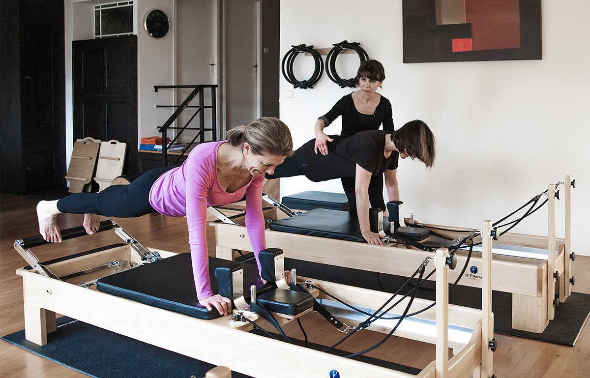 Sylvie Dufour - Cours Pilates Nancy - Reformer