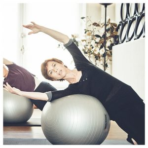 Sylvie Dufour - Cours Pilates Nancy